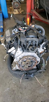 2007-2008 BMW 7 series 4.8L engine  Columbia, 21045