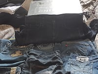 lV Louie Vuitton jeans brand new never worn , citizen of humanity brand new , no tags that's all ,  Maple Ridge