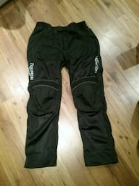 Triumph motorcycle pants waterproof 40 waist