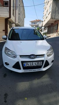 2014 Ford Focus TREND X 1.6TDCI 95PS 4K Istanbul