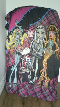 Monster high bedding and curtains Festus, 63028