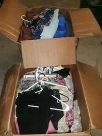 2 Large boxes of Quality clothes  Fort Myers, 33916