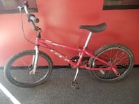 "GT BICYCLES MACH ONE EXPERT 20"" RED 73107"