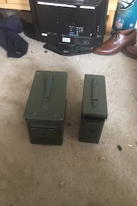 Big ammo can Baltimore, 21214