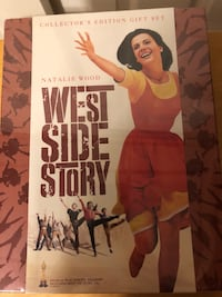 New-West Side Story Collectors Edition Gift Set - DVD Baltimore, 21236