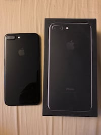 black iPhone 7 with box Eastvale, 92880