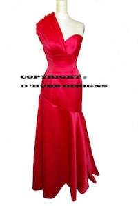L6S2A5 . Sample sale:   Bridesmaid / Evening  Wear, Size 10 null