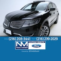 2016 Lincoln MKX Reserve Mayfield Heights, 44124