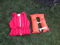 2 Life Vests   Montgomery Village, 20886