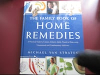 The Family Book of Home Remedies - Hard Cover Book Mississauga