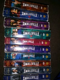 Smallville all 10 seasons Las Vegas