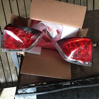 2006 to 2013 chevy impala tail light great condition fits most impalas Byram, 39272