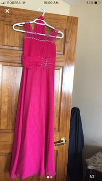 Girl dress size 10 brand new  Edmonton, T6V 1P3