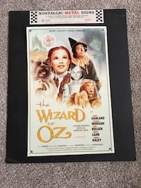 The Wizard of Oz poster Loveland, 80537