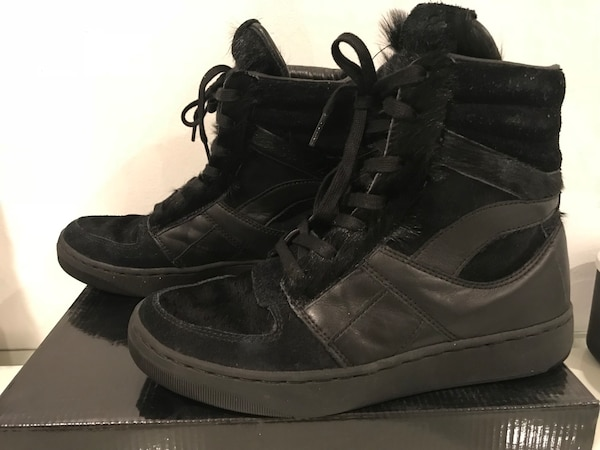 1f2c4fc5cba9 Used Creative Rec Pony Hair High Tops for sale in Los Angeles - letgo