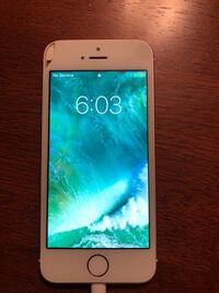 iPhone 5s Gold 3711 km