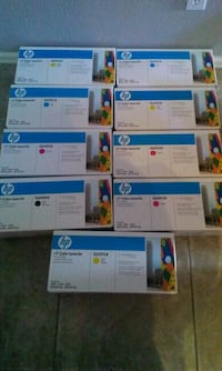 Hp ink $25 ea Colorado Springs, 80922