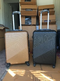 Brand New Hardcover Luggages Suitcases Toronto