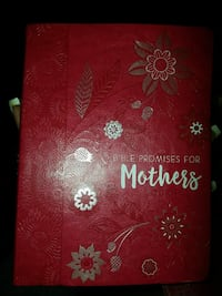 BBE Promises for Mothers book