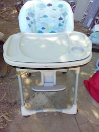 Baby trend 3 in 1 high chair Citrus Heights, 95610