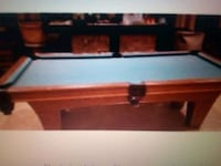 Xtra Xtra Nice Pool Table and Bar take one or both Sayreville, 08872