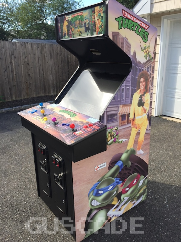 Tmnt Arcade Cabinet For Sale