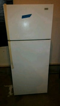 white top-mount refrigerator Salisbury, 21801