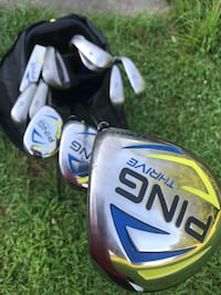 Youth Golf Clubs - Ping Thrive