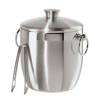 Oggi Lustre Stainless Steel Ice Bucket Toronto