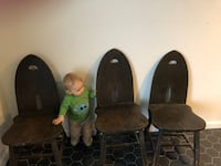 Antique chairs. At least 100 years old Spring City, 19475