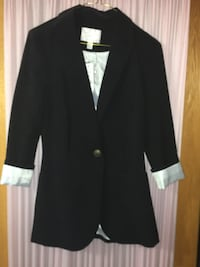 Black blazer / jacket size S