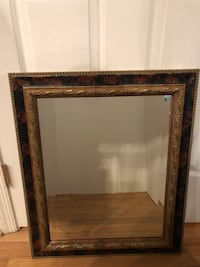 "Decorative Framed Mirror 21""x25"" Manassas, 20112"