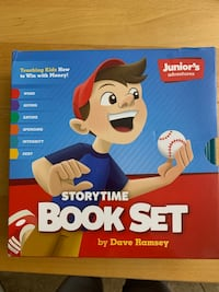 Storytime Book Set by Dave Ramsey