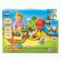 Go! Go! Smart Animals - Zoo Explorers Playset Edmonton, T6H
