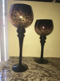 Glass Candle Holders Hanover, 21076
