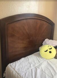 Queen Bedroom Set *INCLUDED MATTRESS AND BASE* Sacramento, 95834