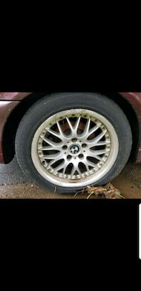 Two piece BBS wheels Germantown, 20874