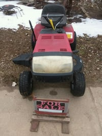 Huskee 12/40 riding mower  Great Bend, 67530