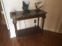 Marble top table Lithonia, 30058