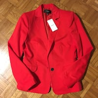 Mango - NEW red jacket - size 40