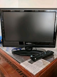 """19"""" flat screen TV with DVD Player and remote cont Silver Spring, 20906"""