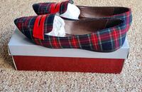 Flannel Design Flats