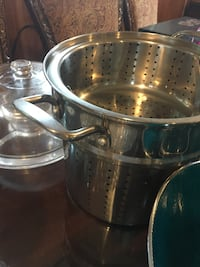 stainless steel cooking pot set Highland Park, 08904