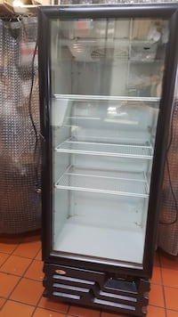 black and white commercial refrigerator Orland Park, 60462