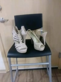 Beige with straps size 6 use other pair guess size Bellevue, 98004