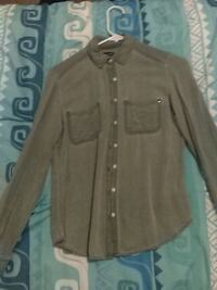 Faded green thin flannel Tucson, 85706