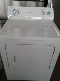 white front-load clothes dryer null