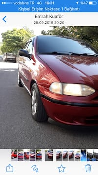 2001 Fiat Palio 1.2 WEEKEND 16V HL AJ FULL Aksaray Merkez