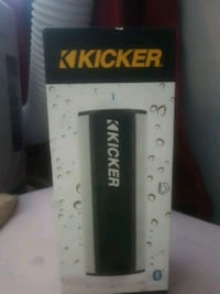 kicker kpw2 bluetooth speaker Burlington, L7P 3R9