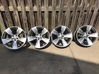 "OEM Dodge Charger 18"" Rims - Wheels Centreville, 20120"